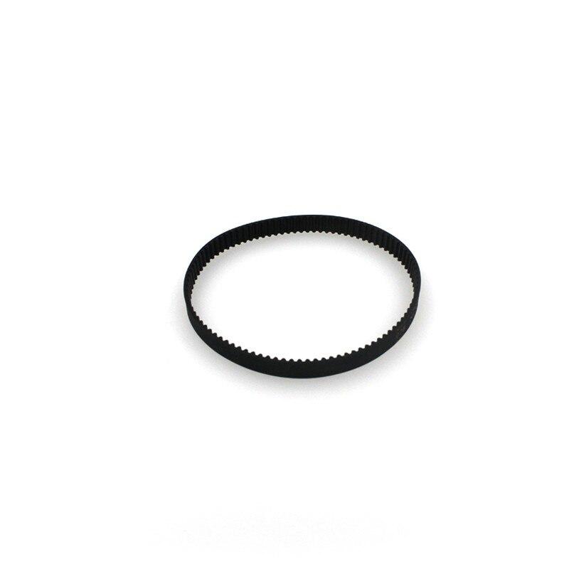 New Brand 3d printer belt closed loop rubber GT2 timing belt 200-2GT-6 Length 200mm width 6mm 6