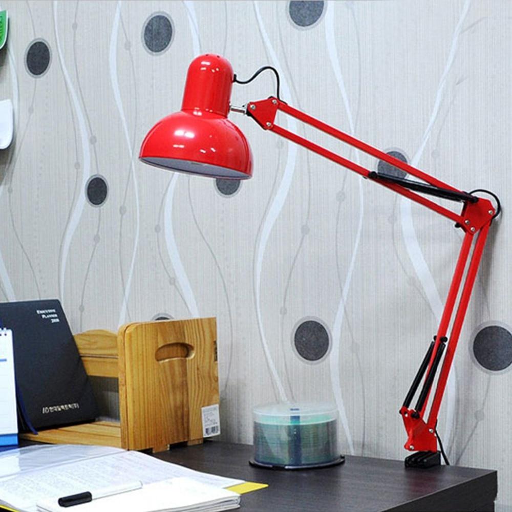 Online kopen wholesale rode bureaulampen uit china rode ...
