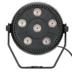 Горячая Распродажа Мини 13 Вт Dj лазерного дискотечный шар свет этапа 6 Led Rgb эффект Портативный этап номинальной свет Автозвук активации Indoor