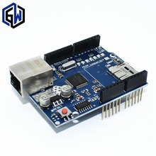 UNO Щит Ethernet Shield W5100 R3 Развития борту