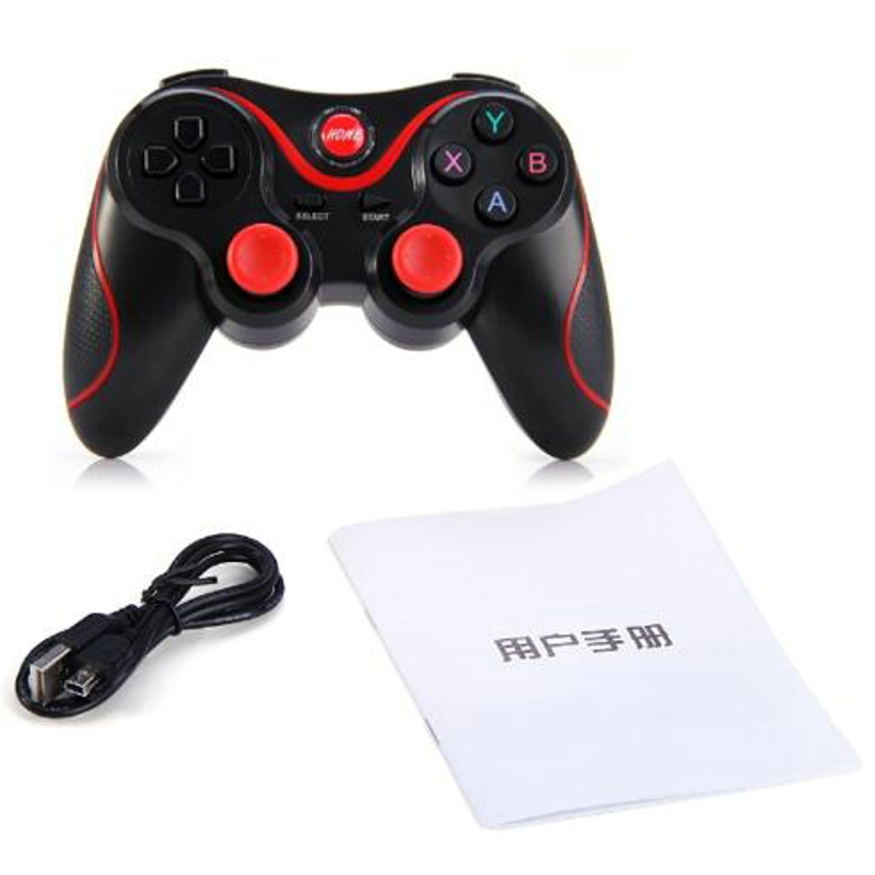 Gen Game S5 Wireless Bluetooth Gamepad Game Controller Android - Ойындар мен керек-жарақтар - фото 3