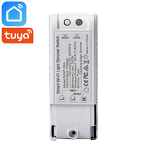 Tuya Smart Life App Wifi Light Dimmer Switch Relay Wireless Remote Control Home Works With Alexa Google