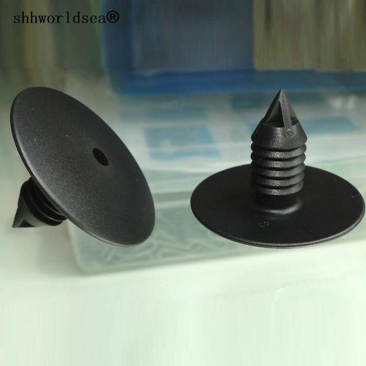 Shhworld клип капот изоляционная панель капота изоляция хлопок фиксатор для Benz Renault 7703077435