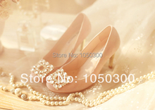 New Beautiful Spring And Summer Sparkling Wedding Party High Heel Shoes Elegant Flower Prom bridal shoes