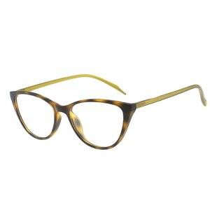 Image 2 - משקפיים מסגרת משקפיים נשים חתול משקפי פלסטיק טיטניום נשים נשים מעבר משקפיים אופנה אביזרי 2018