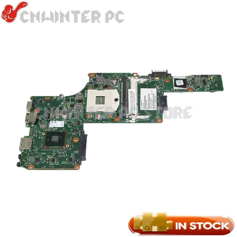 NOKOTION 1310A2338411 V000245100 PC MAIN BOARD For Toshiba Satellite L630 L635 Laptop Motherboard HM55 UMA DDR3 works nokotion mb k000104390 main board for toshiba satellite a660 a665 laptop motherboard la 6062p rev 2 0 hm55 gt330m ddr3
