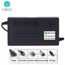 60V 5A ebike Li ion LiPo Lifepo4 Lithium fer Phosphate chargeur de batterie 67.2V 71.4V 73V 17S 20S cellule pour moteur de vélo électrique