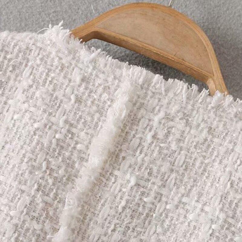 Tweed Femme larga KPYTOMOA