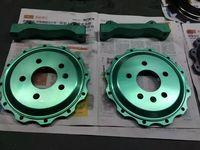 Center Cap And Brake Bracket China Supplier