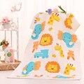 3 pçs/lote new baby towel grande dos desenhos animados do bebê banho do bebê praia towel 60*120 centímetros yf-5r6e