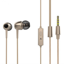 New three.5MM In-ear Earphone for Sony Xperia Z1 Z2 Earbuds with Microphone Earphone for MP3 Laptop Cellular Telephone Earpiece