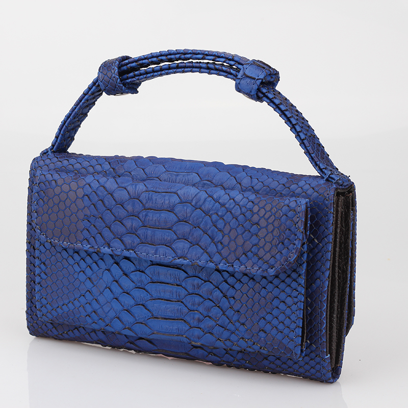 Crocodile Pattern Genuine Leather Handbags Women's Shoulder Bags