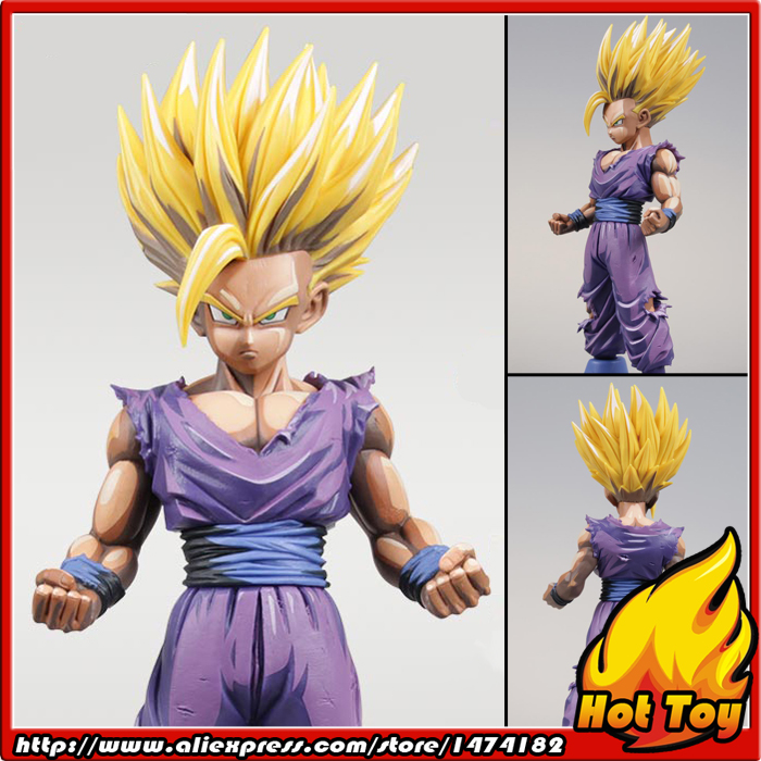 "Banpresto Master Stars Piece MSP Overseas Limited Edition Figure   Super Saiyan Son Gohan Manga Dimensions From ""Dragon Ball Z""-in Action & Toy Figures from Toys & Hobbies    1"