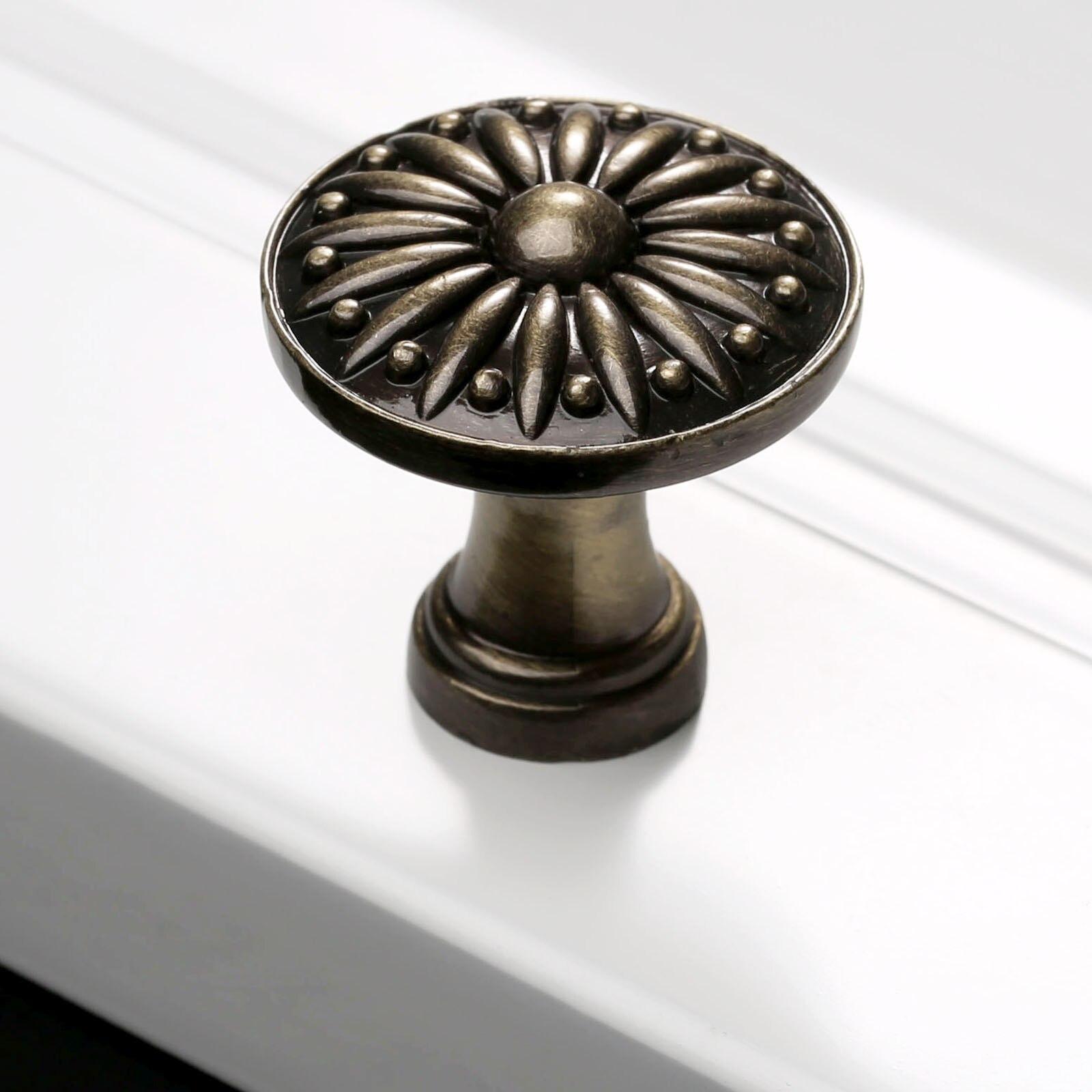 antike möbel knöpfe legierung schublade schrank schrank knob holz