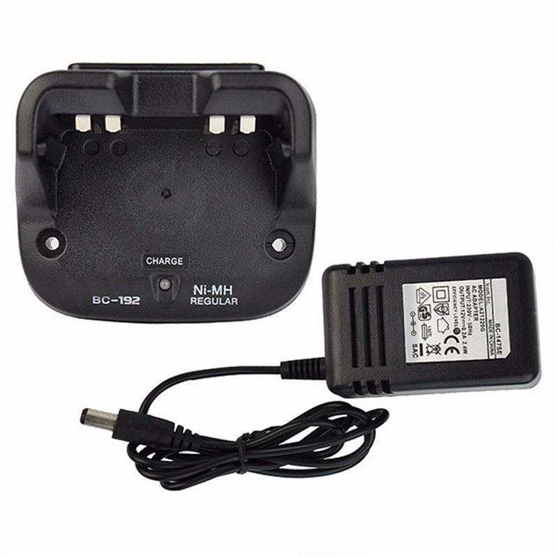 BC-191 BC-192 Ni-MH Battery Charger For Icom BP-264 IC-F3011 F4011 F3101D IC-V80 IC-T70 IC-F27SR F3002 F4002 F3001 F4001 F4003