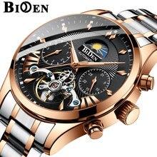 Biden Tourbillon Relojes Otomatis