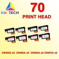 2set 8pcs Print Head For Hp70 Designjet Z2100 Z5200 Z3100 Z3200 For Hp 70 Ink Cartridge