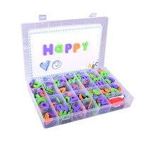Spelling Learning Gift EVA Education Kids Toy School Alphabet Fridge Stickers Home Magnetic Letters Set Magnet Board Classroom