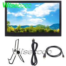 15.6inch Monitor 1080p Video Screen IPS LCD  Display With AV/VGA/BNC/USB input For laptop DVD