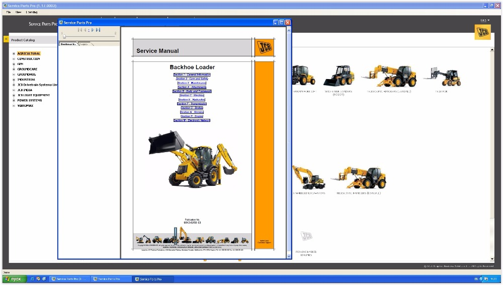 US 219 0 27 OFF JCB Service Parts Plus Service Manual 2017 Keygen In Software From Automobiles Motorcycles On Alibaba Group