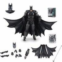 NEW 16cm Batman Action Figure Justice League Batman Mobile Action Figure Toys The Dark Knight Rises
