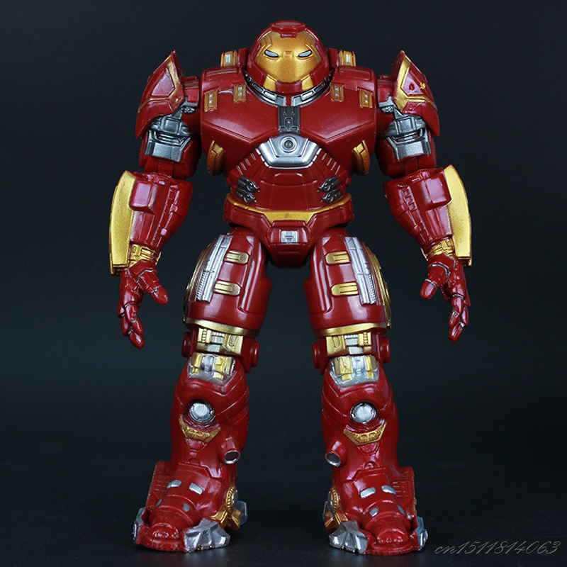 Εκδικητές Iron Man Hulk Buster Armor αρθρώσεις - Στοιχεία παιχνιδιών - Φωτογραφία 6