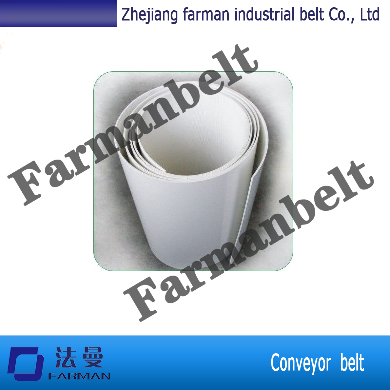 2017 Farman Best Price PU Conveyor Belt for Transportation pu belt pu timing belt joint machine single sided belt conveyor belt price sewing machine