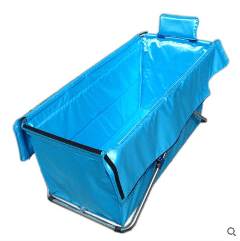 Size130*56*52cm,Simple Folding Bathtub,Inflatable Tub,Handmade ...