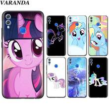 Силиконовые чехлы My Little Pony friendly для huawei Honor 20 Lite 10 20 Pro Honor Y6 Y7 Y9 2019 8X 8A 8C 8S Чехол Coque(China)