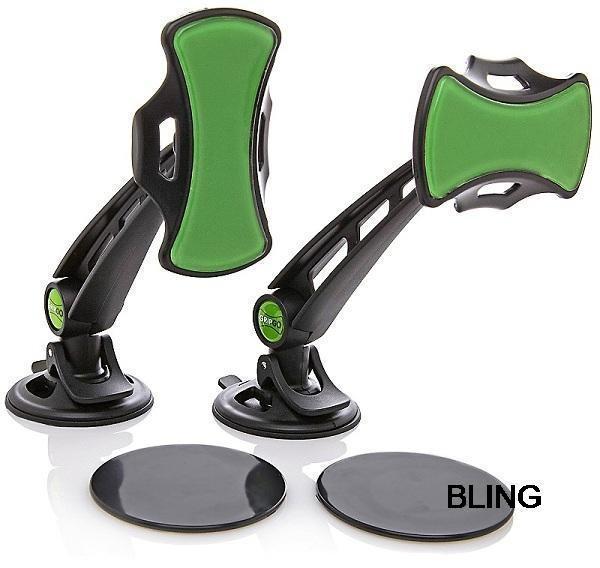 2sets lot New Hot Sale Gripgo Rotating font b Car b font Phone GPS Holder Mount