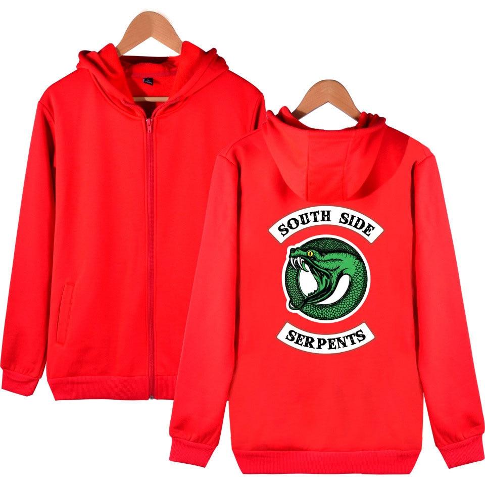 Autumn Men Hoodie Thin Banner Printed Streetwear Flags Strip Brass Grommets American TV Series New Album Valley Sweatshirt 5