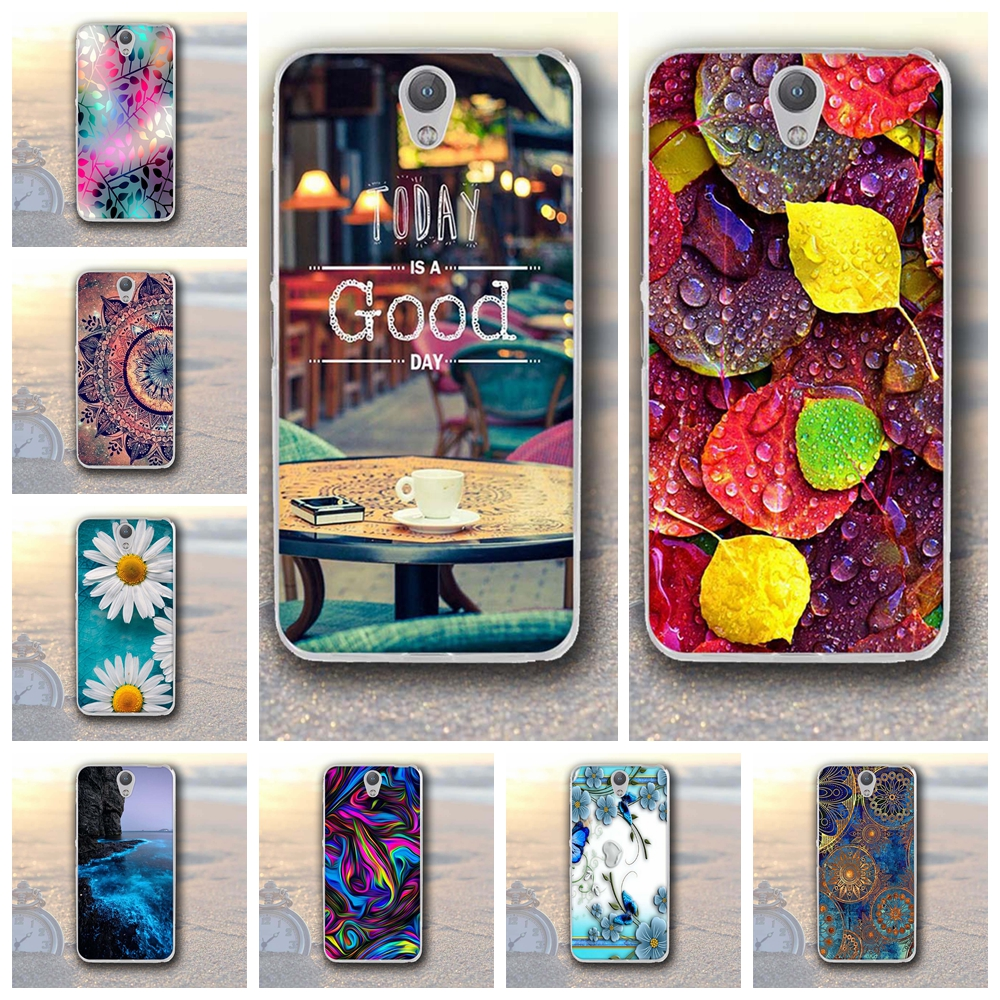 For Lenovo Vibe S1 Phone Cases Soft Silicon Cover for Lenovo Vibe S1 A40 / S1 C50 3D Relief Coque For Lenovo Vibe S1 S 1 Cases