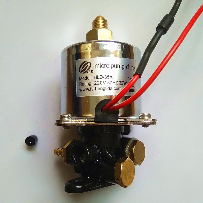 high temperature pump Model HLD-35A Power 220V-50Hz Power 32W