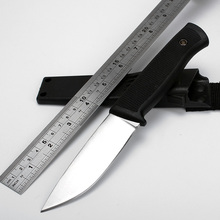 F1 Fixed Blade Knife VG10 Black Blade Tactical Knife Camping Outdoor Survival Knife Utility Tools EDC Hunting