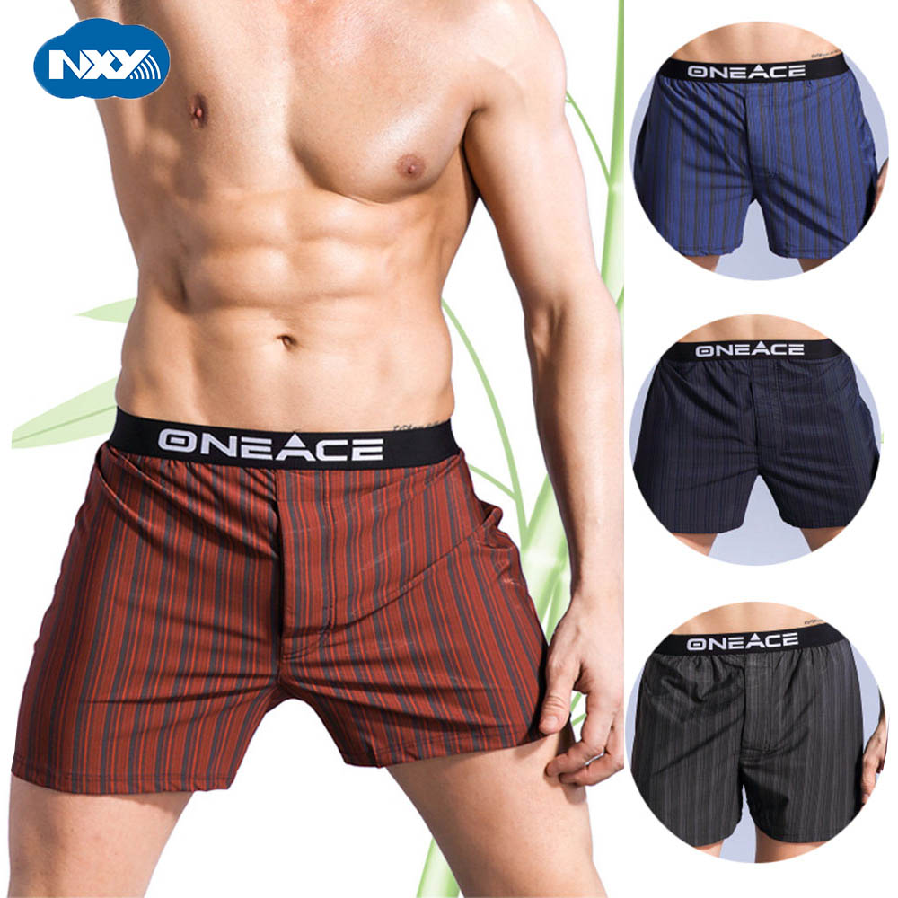 Hot Sales NXY pcs set Bamboo Fiber Cueca Boxer Soft Males Panties