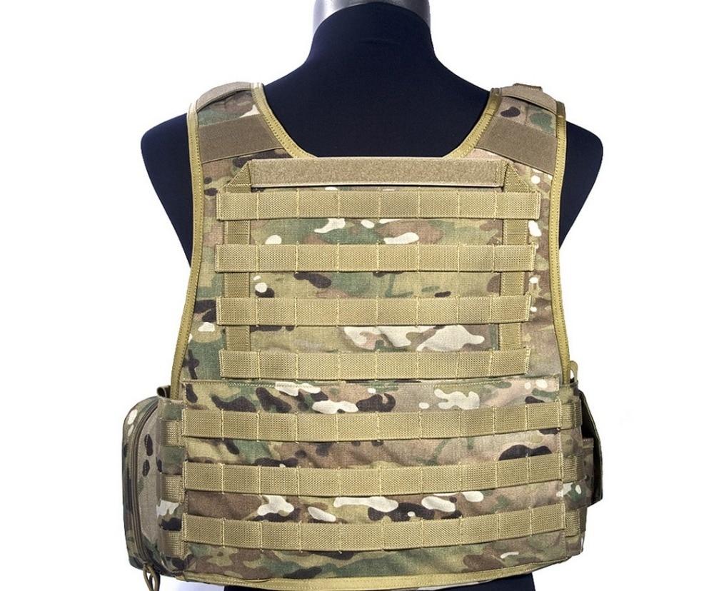 light tactical vest CS outdoor combat vest suit Cordura 1000D stock VT-M003