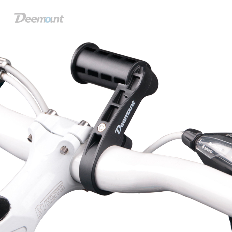 DEEMOUNT Mountain Bike Accessories Handlebar Extension Frame Flashlight Bracket