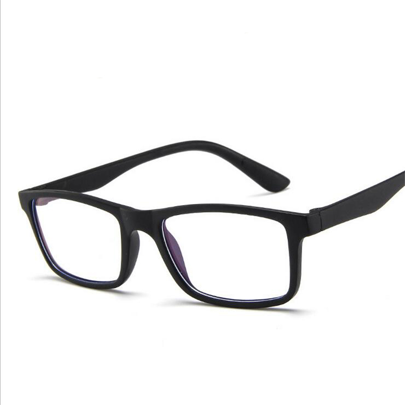 Fashion Student Anti-blue Light Eyeglasses Small Fram Blue Light Blocking Computer Glasses Frame Women Men Gogglese
