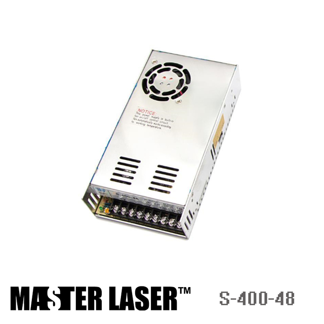 US $39 0 |Laser Cutting Marking Machine Motor Driver Switch Power Supply  DIY Parts S 400 48 48V 400W Power Supply Switching-in Power Tool  Accessories