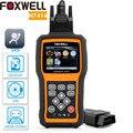Foxwell NT414 scan tool ECU Авто Диагностический Сканер для Двигатель SRS EPB МАСЛА ABS Airbag Faults как creader viii