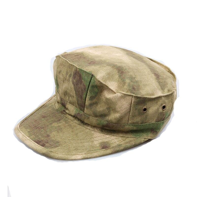 ACU CP пустыня цифровой камуфляж для лесистой местности Мультикам военные кепки Армейский Камуфляж шляпы морских пехотинцев Солнце Рыбалка Тактический Combat paintball шапки - Цвет: FG