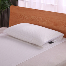 Grounded Half bed sheet 60*270cm with 1 pillow case Silver Antimicrobial Fabric EMF protection for healthy sleep