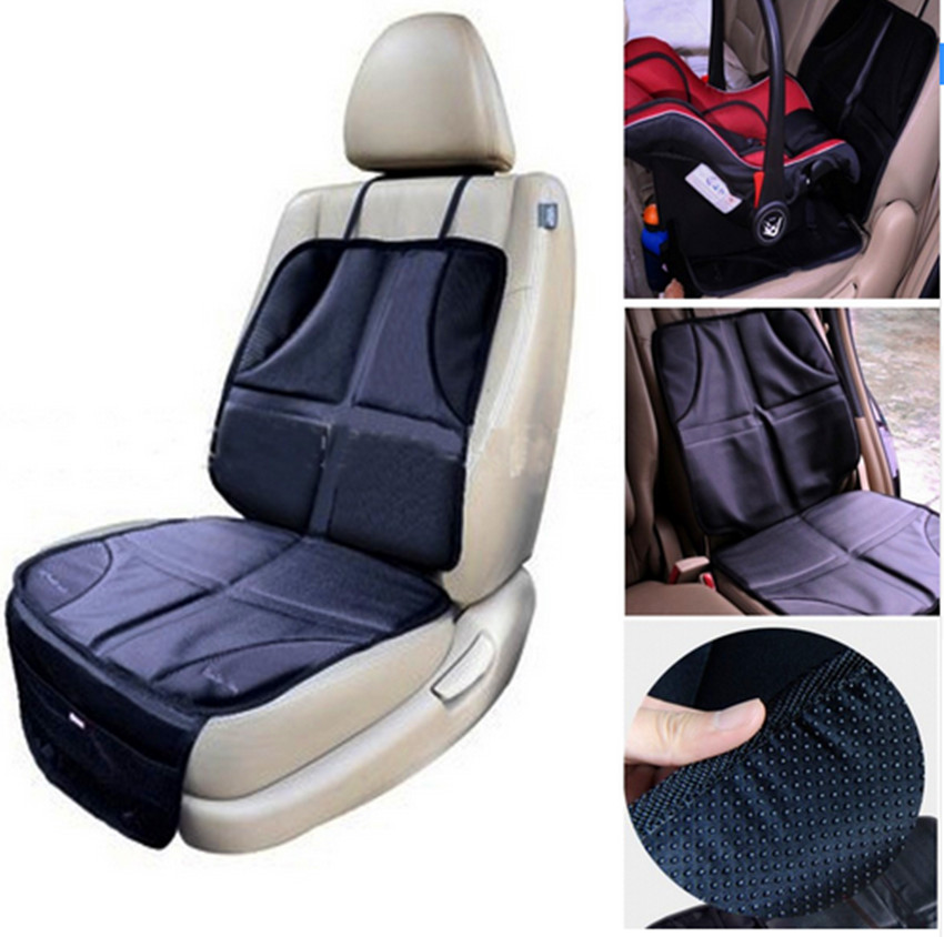 Audew Car Auto Baby Infant Child Seat Saver Easy Clean Protector Safety Anti Slip Cushion Cove