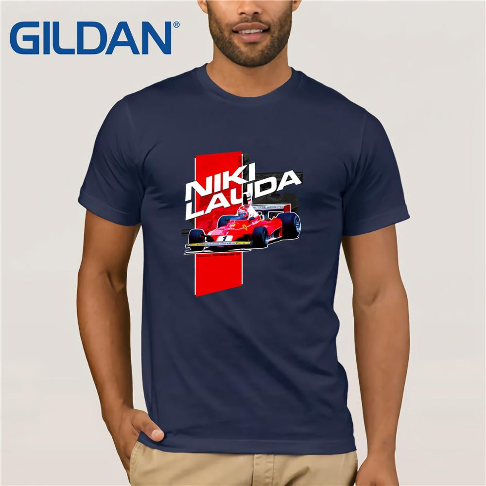 Gildan   t     shirt   2019 Fashion men   t  -  shirt   gildan Niki Lauda - 1976