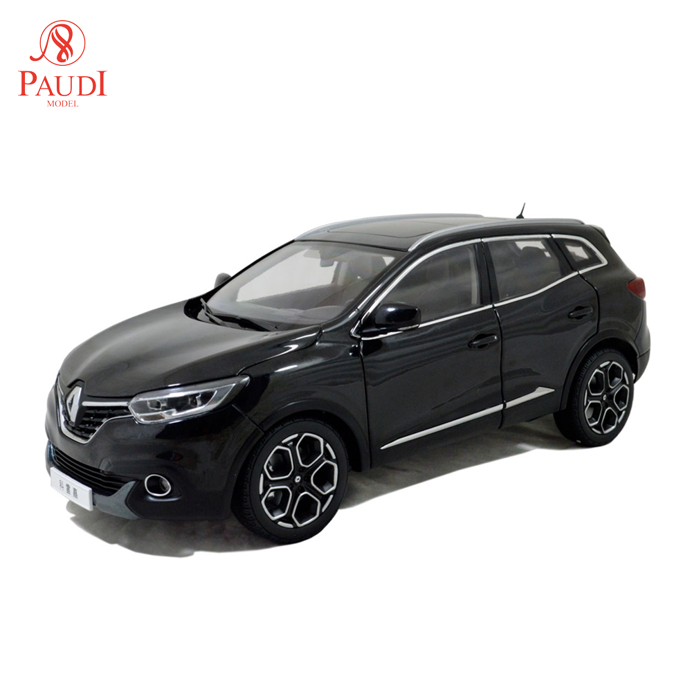 Paudi Model 1/18 1:18 Scale Renault Kadjar 2016 Black Diecast Model Car Toy Model Car Doors OpenPaudi Model 1/18 1:18 Scale Renault Kadjar 2016 Black Diecast Model Car Toy Model Car Doors Open