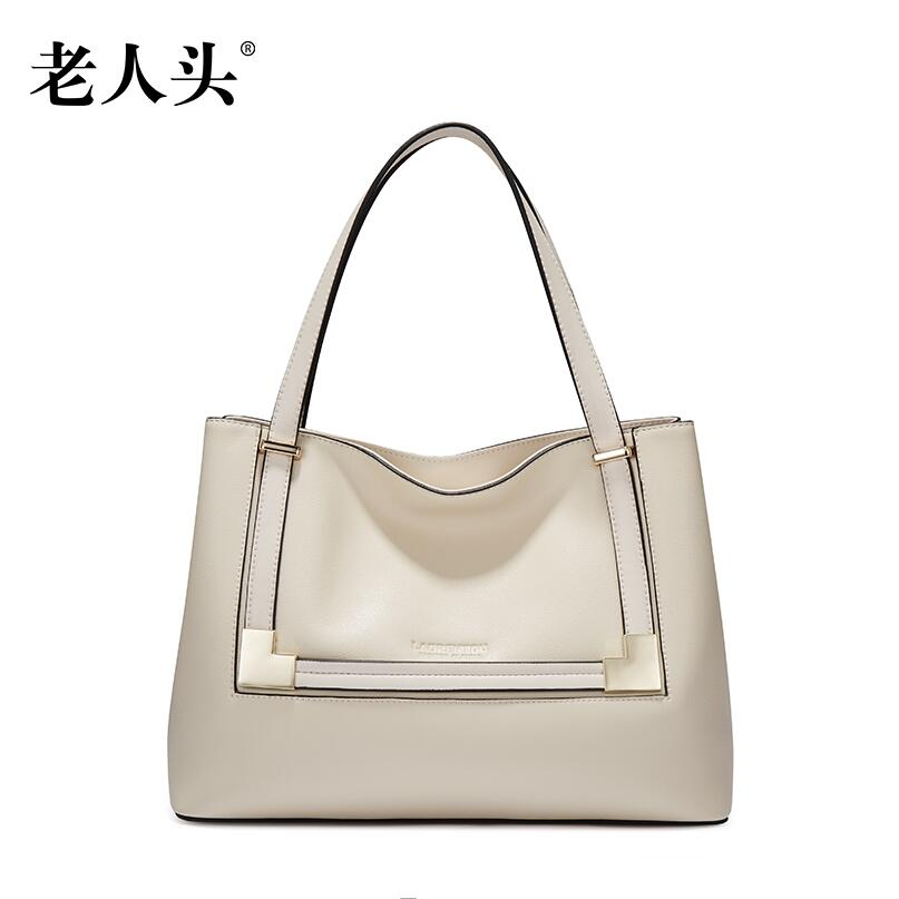 LAORENTOU2016 new high quality luxury fashion diagonal portable shoulder bag counter genuine leather women famous brands