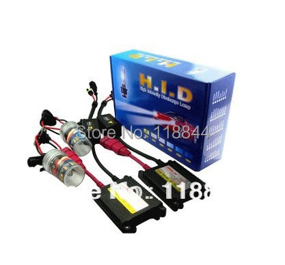 HID xenon lights kit H1 H3 H7 H8 H9 H10 H11 H16 9005 9006 HB3 HB4 35w 55W slim ballast is 4300K 6000K 8000K 10000K 12000K