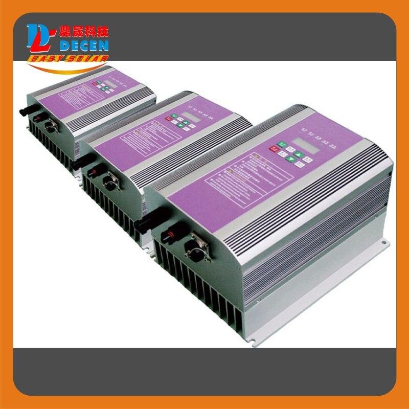 5500 Вт солнечный насос + 7500 Вт PV инвертор насос для солнечной накачки Системы адаптации напор воды (75 48 м), ежедневно водоснабжения (60 100m3) - 4