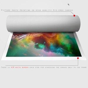 Image 5 - Custom Night Sky Kaart Print Gepersonaliseerde Kaart Van De Ster Canvas Art Poster Wall Art Home Decor Voor Living room Unframed
