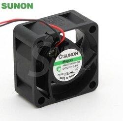 SUNON 4020 HA40201V4-D000-C99 40mm 4 cm 12 V 0.6 W DC osiowe serwera osiowe wentylatory chłodnicy